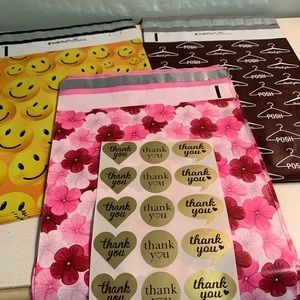 Other - (45 piece total) Poly Mailer Assorted BUNDLE6